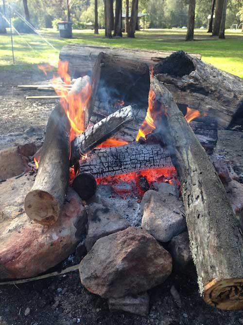#GTFO Crosslands | Camp Fire